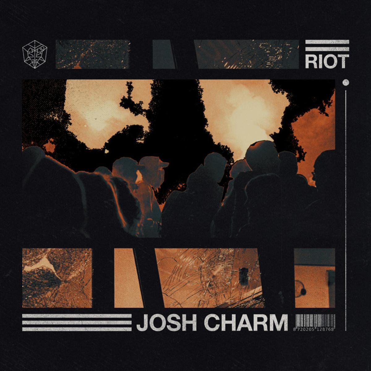 Cover Josh Charm - Riot