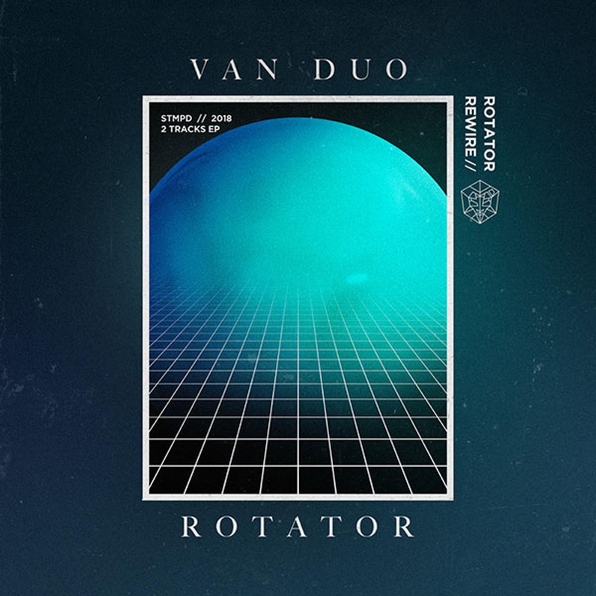 Cover VAN DUO - Rotator