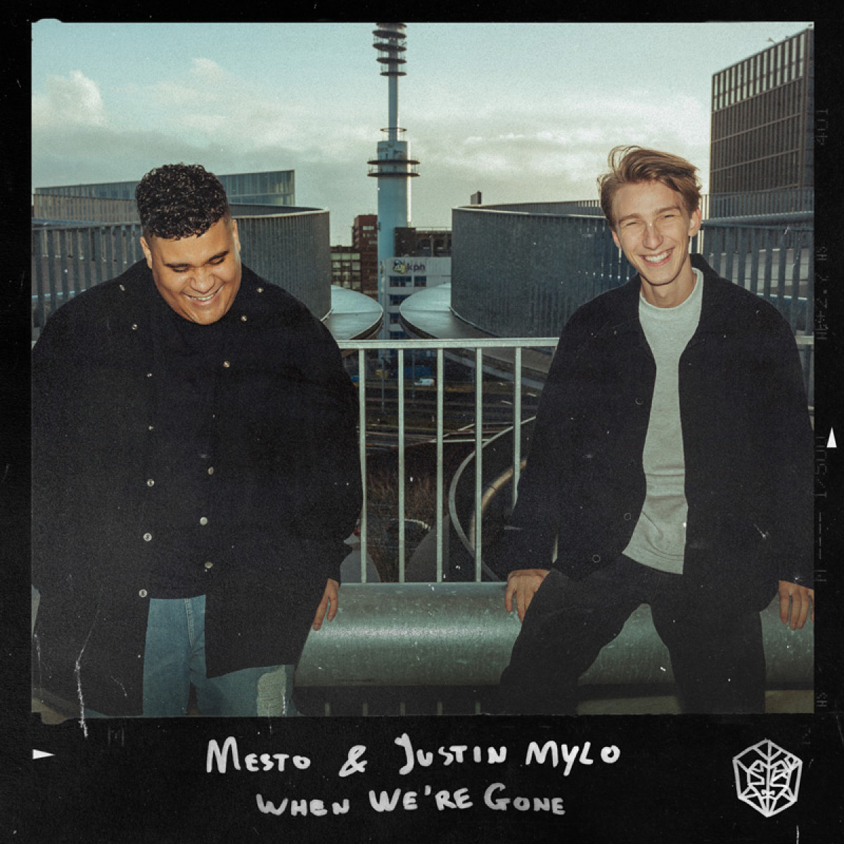 Cover Mesto & Justin Mylo - When We're Gone