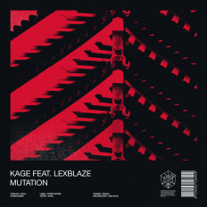 Cover Kage - Mutation (ft. LexBlaze)