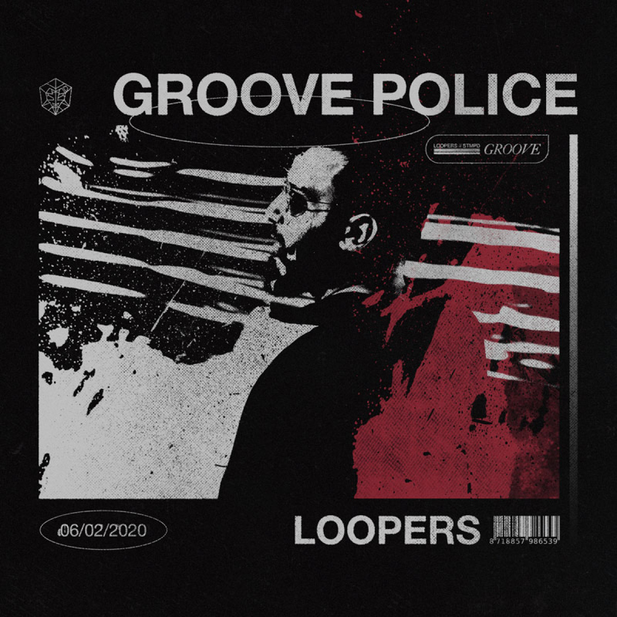 Cover LOOPERS - Groove Police