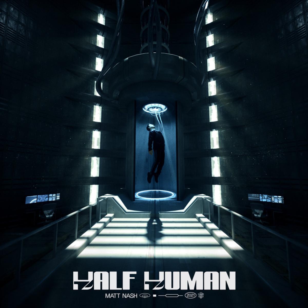 Cover Matt Nash - Half Human [ALBUM]