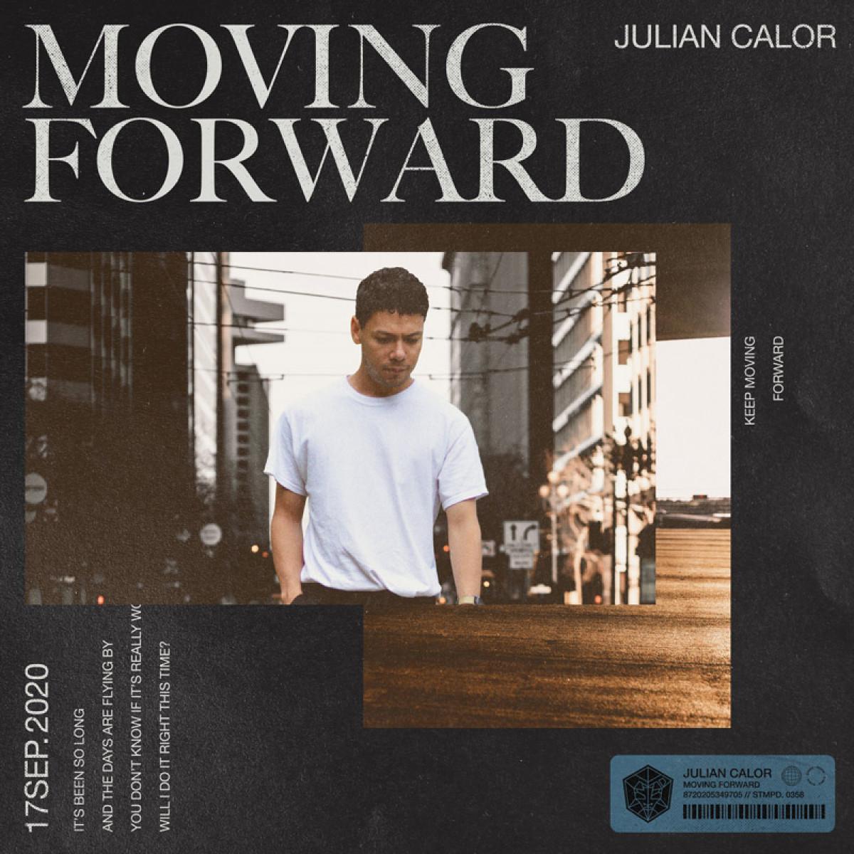 Cover Julian Calor - Moving Forward