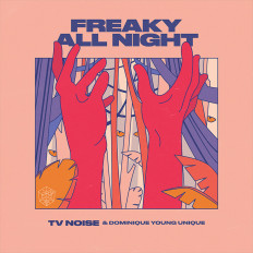 Cover TV Noise - Freaky All Night