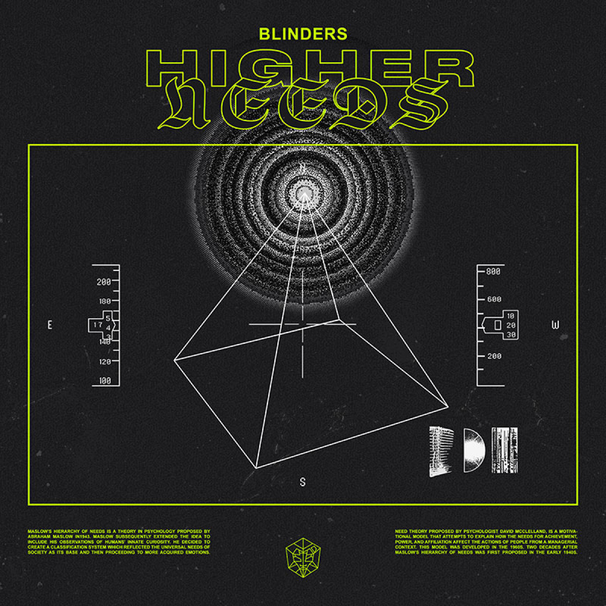 Cover Blinders - Higher Needs