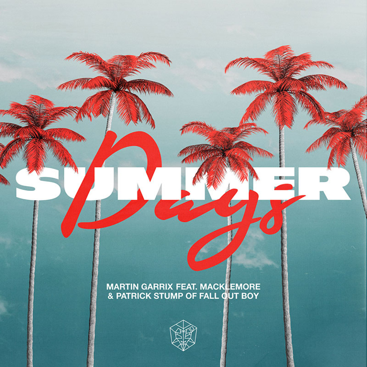 Cover Martin Garrix feat. Macklemore & Patrick Stump of Fall Out Boy - Summer Days