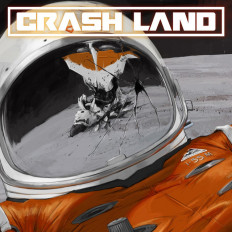 Cover Crash Land - Crash Land