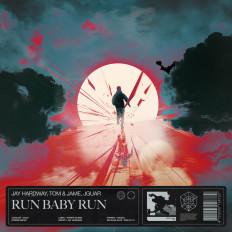 Cover Jay Hardway, Tom & Jame, JGUAR - Run Baby Run
