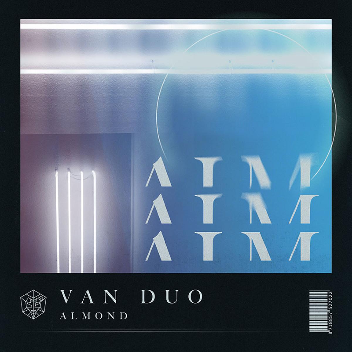 Cover VAN DUO - Almond