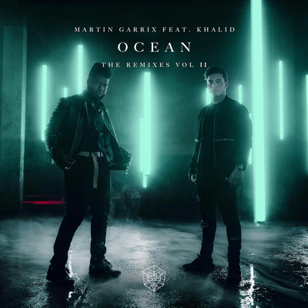 Cover Martin Garrix feat. Khalid - Ocean [Remixes Vol. 2]