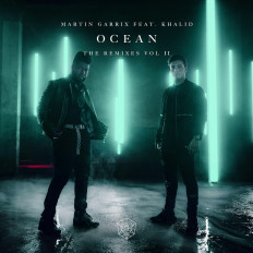 Cover Martin Garrix feat. Khalid - Ocean [Remixes Vol. 2]
