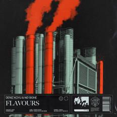 Cover Deniz Koyu & NØ SIGNE - Flavours