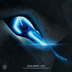 Cover Julian Jordan - Hyper