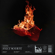 Cover Cazztek - Feet So Hot