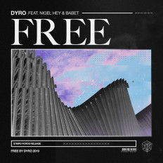 Cover Dyro - Free (feat. Nigel Hey & Babet)