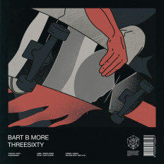 Cover Bart B More - Threesixty