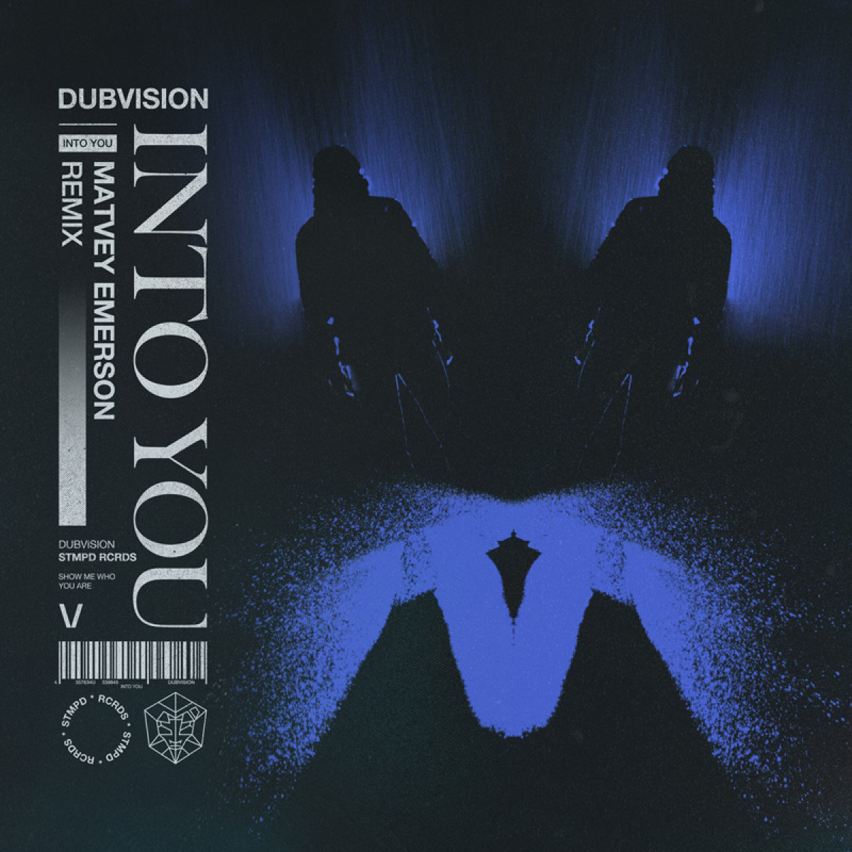 Cover Dubvision - Into You (Matvey Emerson Remix)
