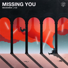 Cover BeauDamian - Missing You