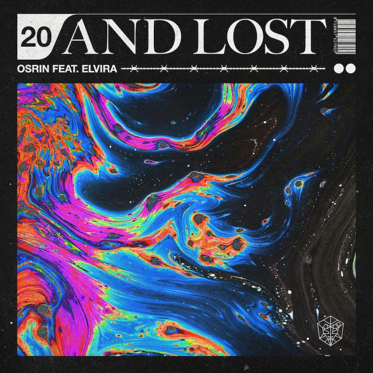 Cover Osrin - 20 and Lost