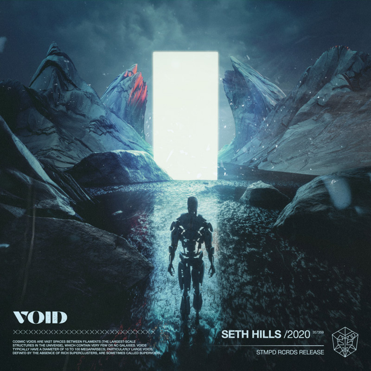 Cover Seth Hills - Void
