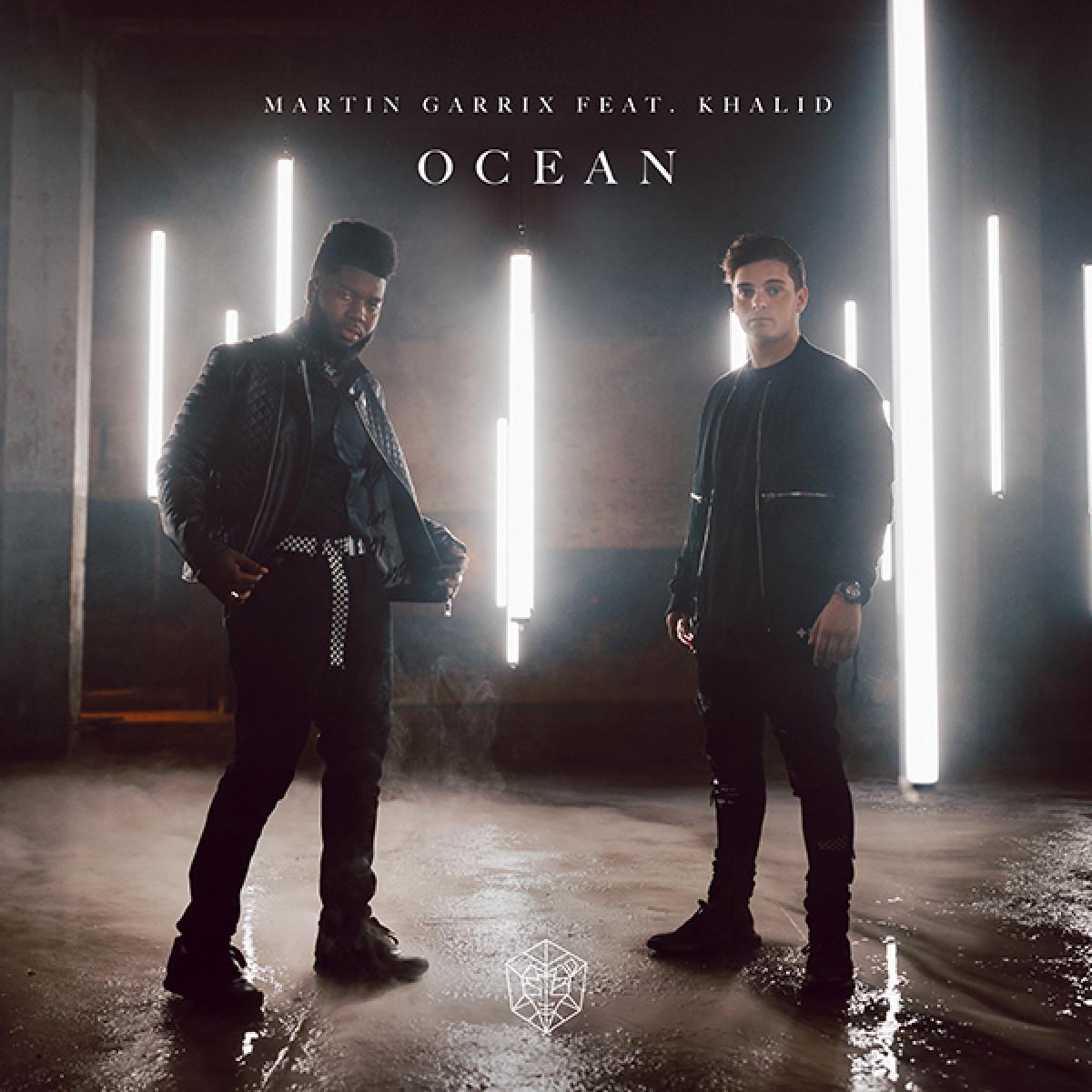 Cover Martin Garrix feat. Khalid - Ocean