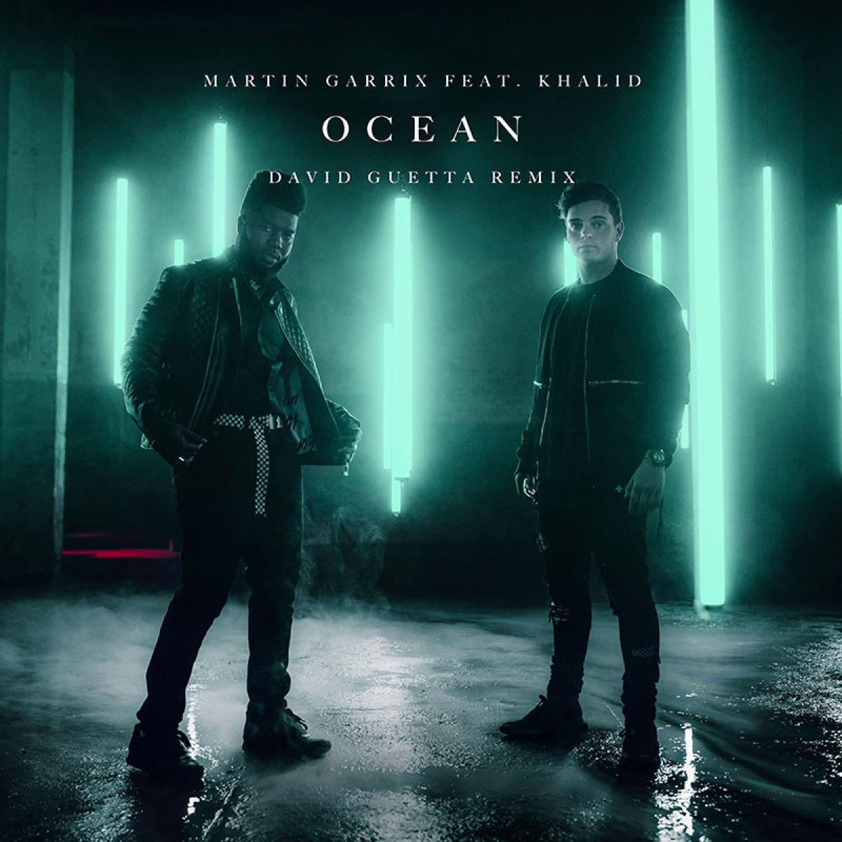 Cover Martin Garrix feat. Khalid - Ocean (David Guetta Remix)