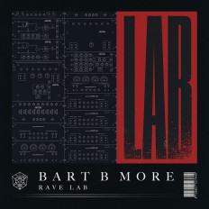 Cover Bart B More - Rave Lab