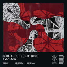 Cover Schillist, Silque, Dinho Terres - I'm A Mess