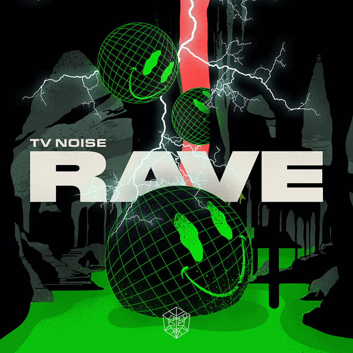 Cover TV Noise - Rave