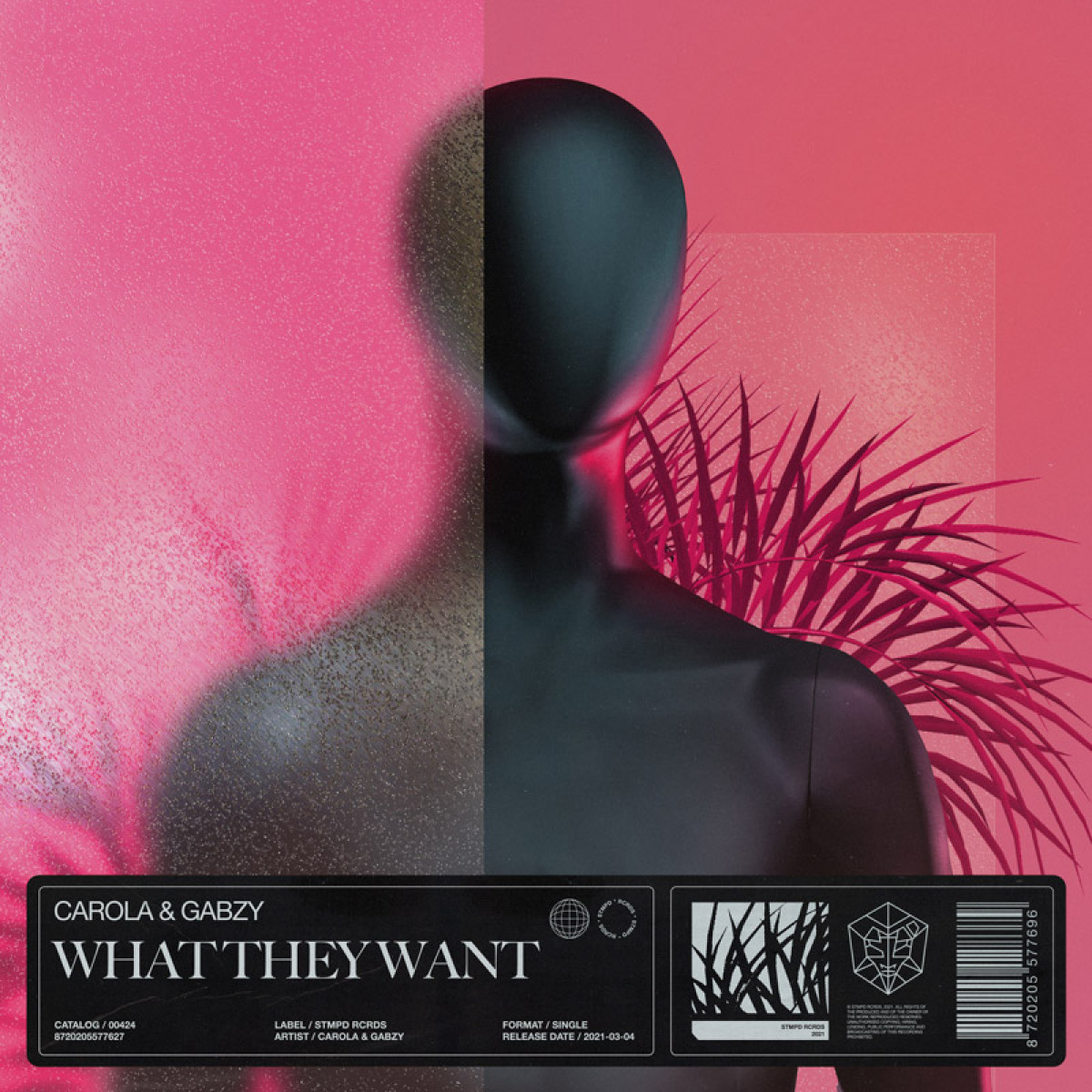 Cover Carola & Gabzy - What They Want