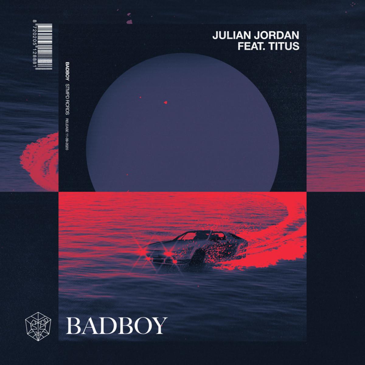Cover Julian Jordan ft. TITUS - Badboy