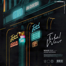 Cover Moksi Ft. Adam McInnis - Tidalwave