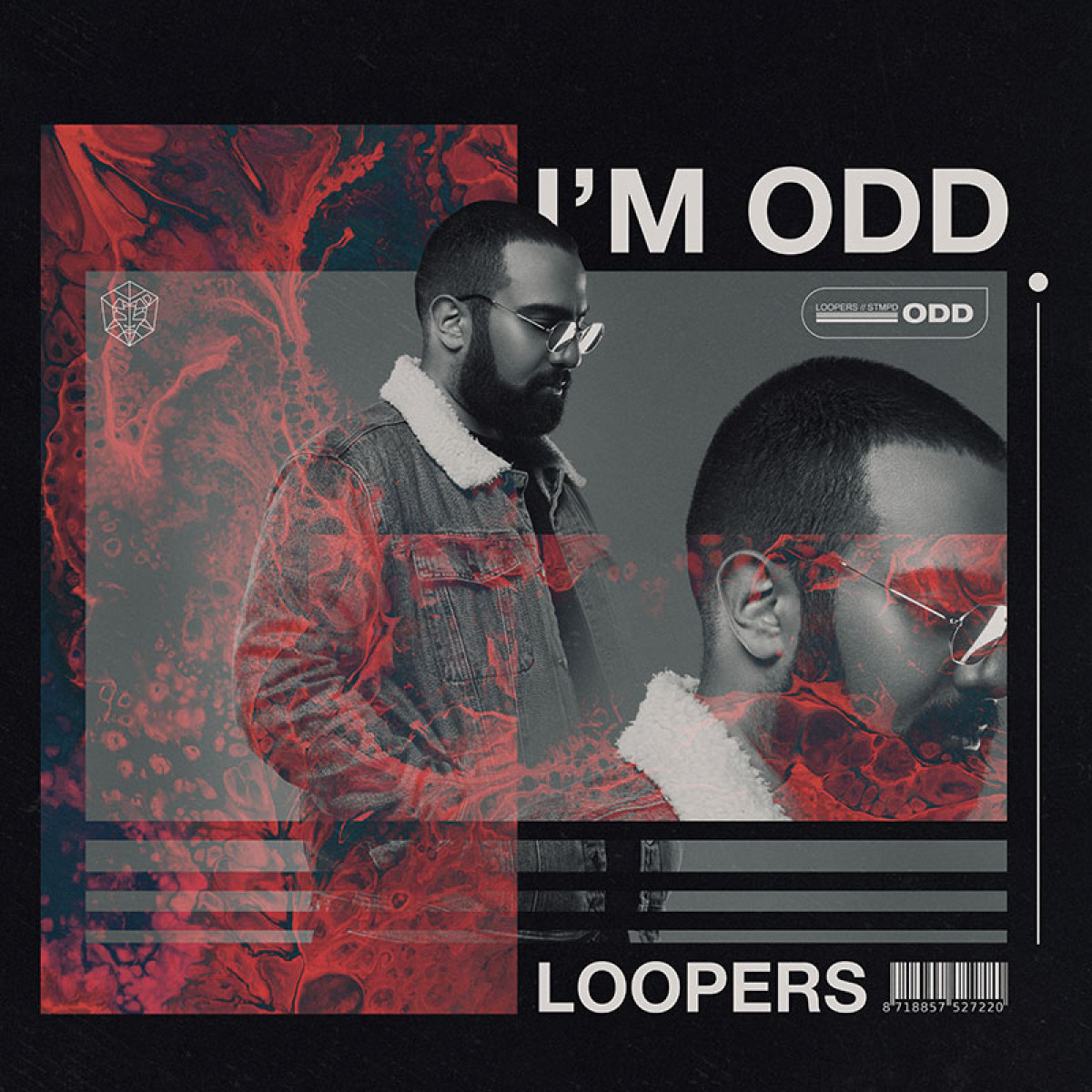 Cover LOOPERS - I'm Odd