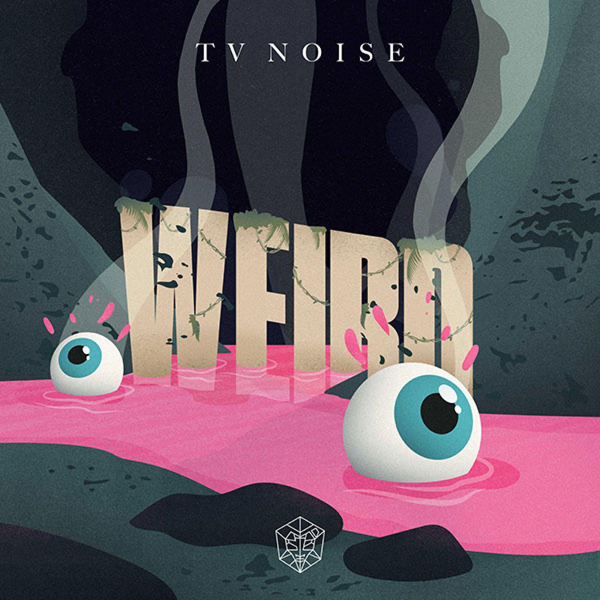 Cover TV Noise - Weird