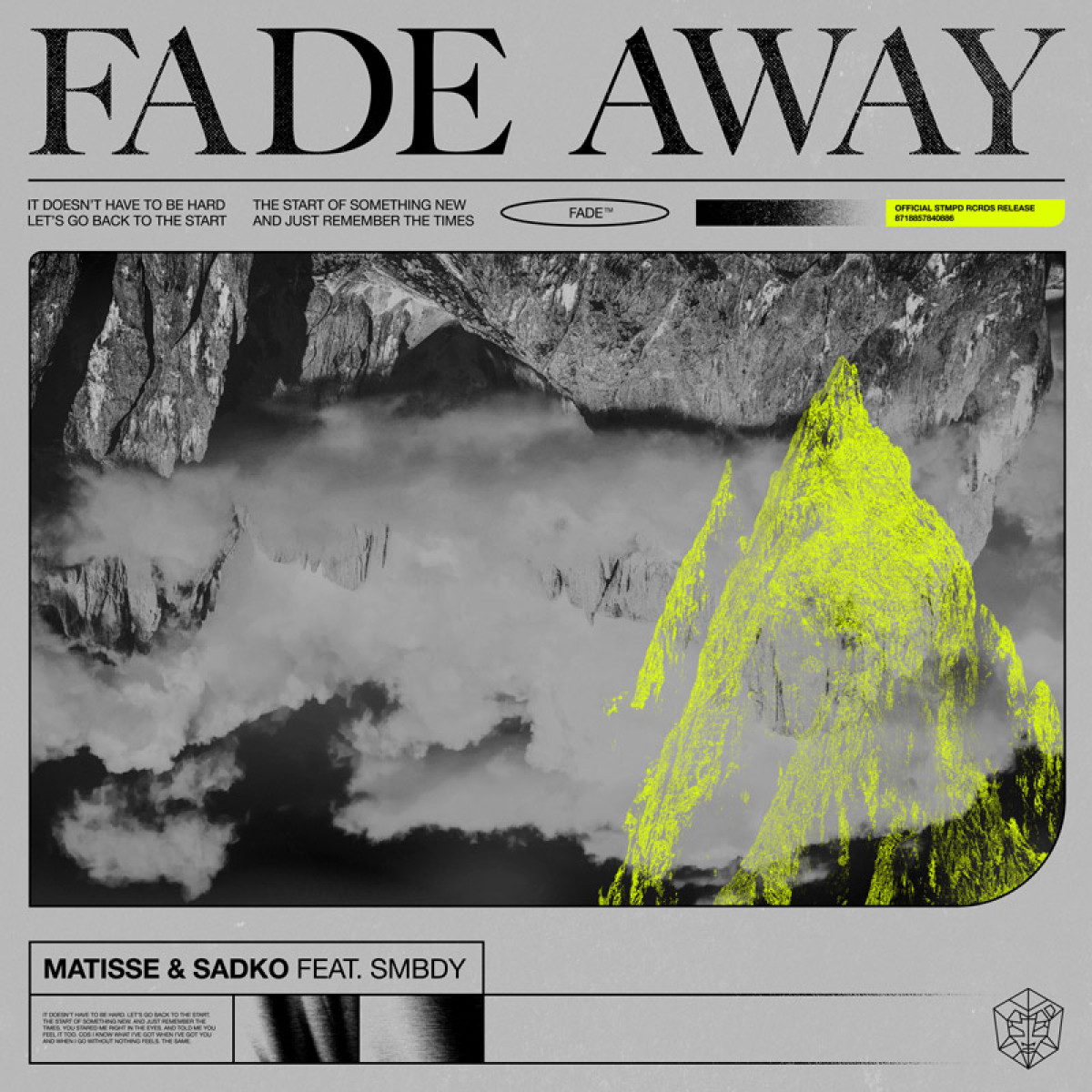 Cover Matisse & Sadko - Fade Away (feat. SMBDY)