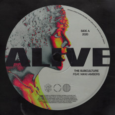 Cover The Subculture - Alive