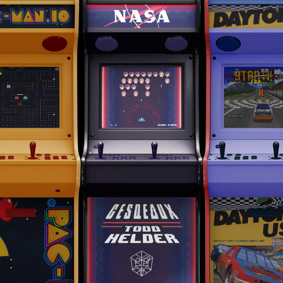 Cover Cesqeaux & Todd Helder - NASA