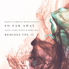 Cover Martin Garrix & David Guetta - So Far Away (Remixes Vol.II)