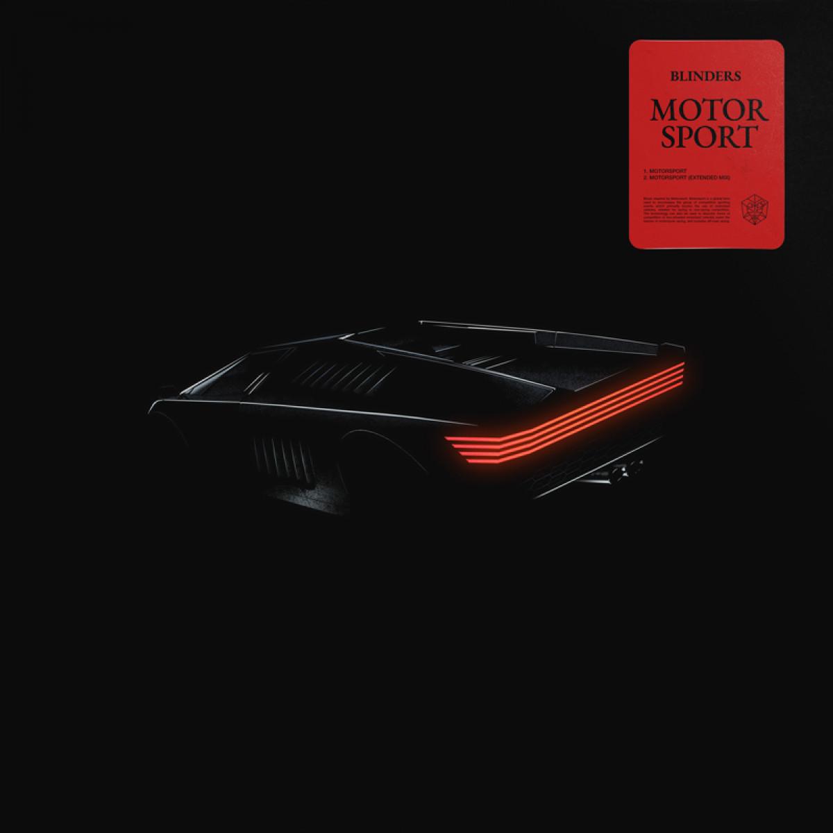 Cover Blinders - Motorsport