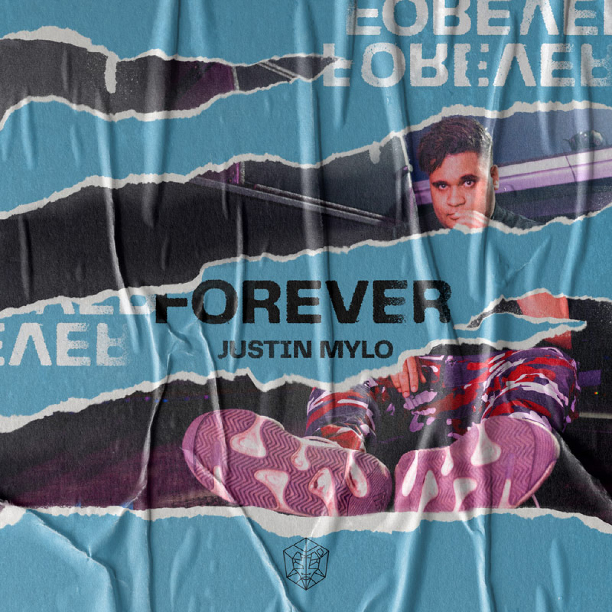 Cover Justin Mylo - Forever