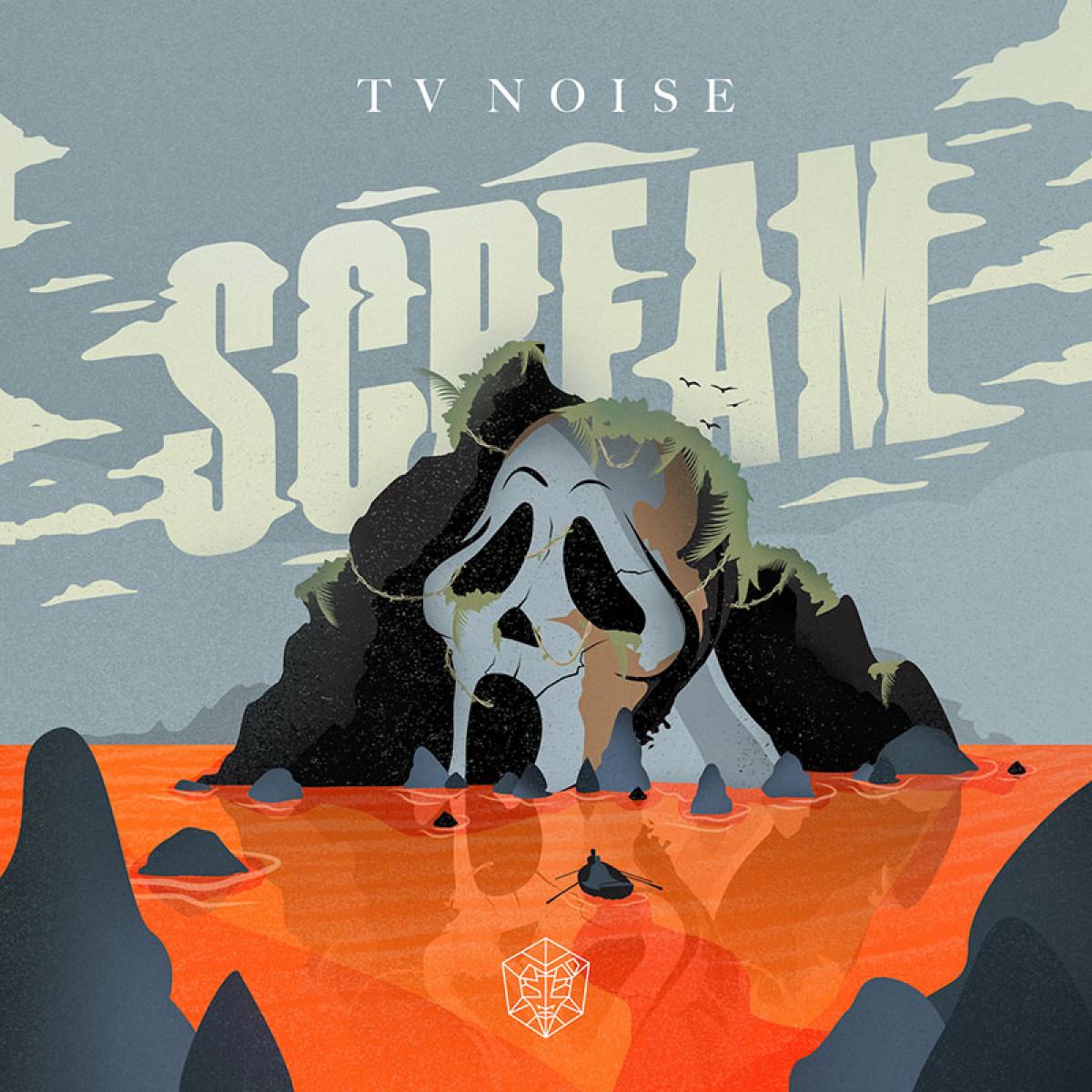 Cover TV Noise - Scream