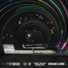 Cover Crash Land - Time Warp (The Remixes)