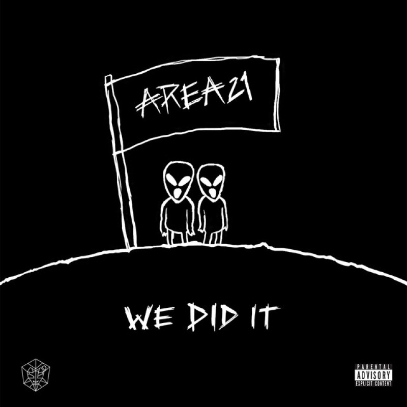 Cover AREA21 - We Did It