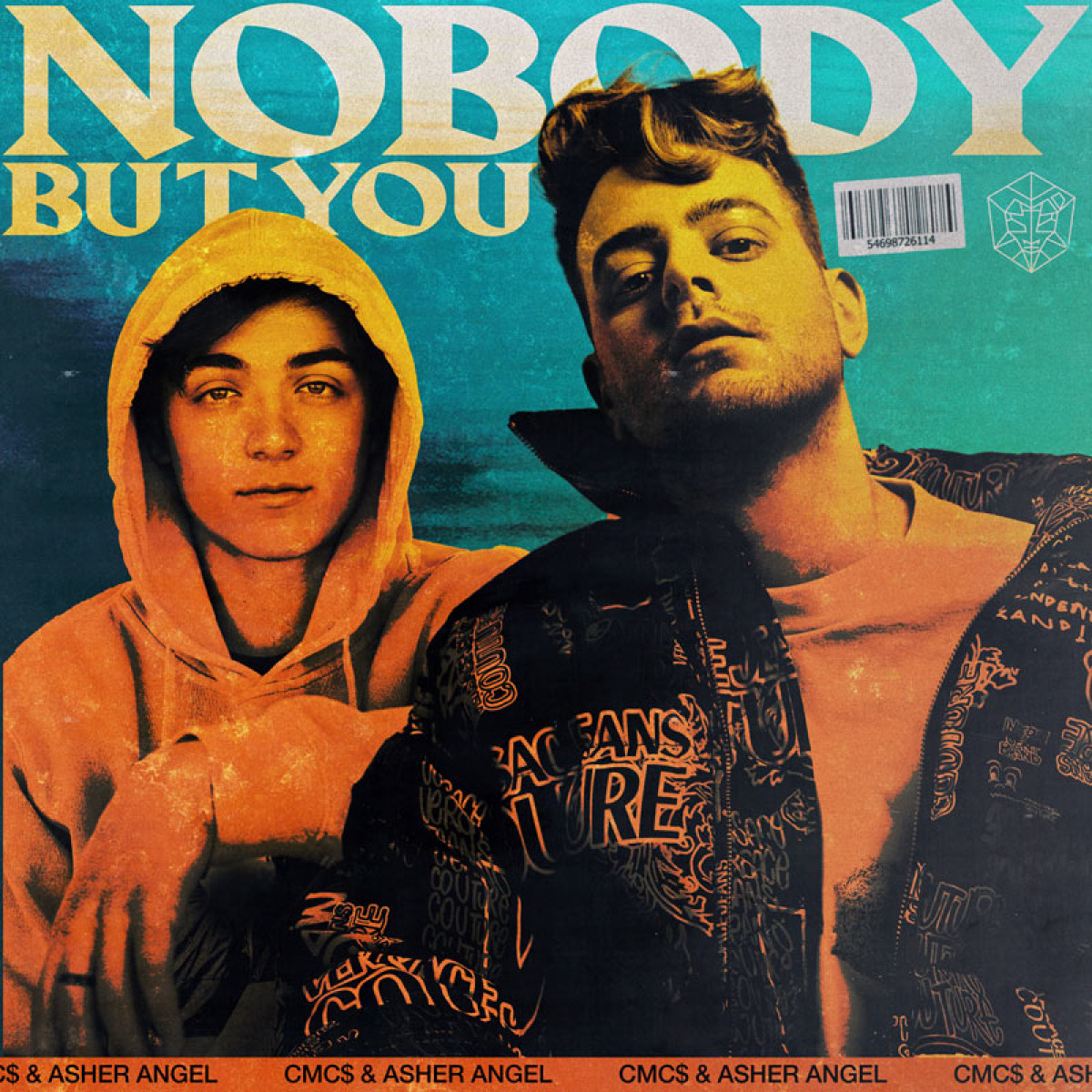 Cover CMC$ & Asher Angel - Nobody But You