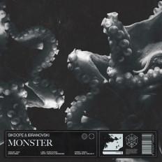 Cover Sikdope & Ibranovski - Monster