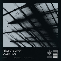Cover Sidney Samson - Laser Rays
