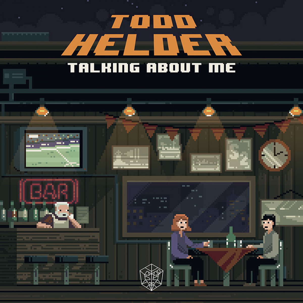 Cover Todd Helder - Talking About Me