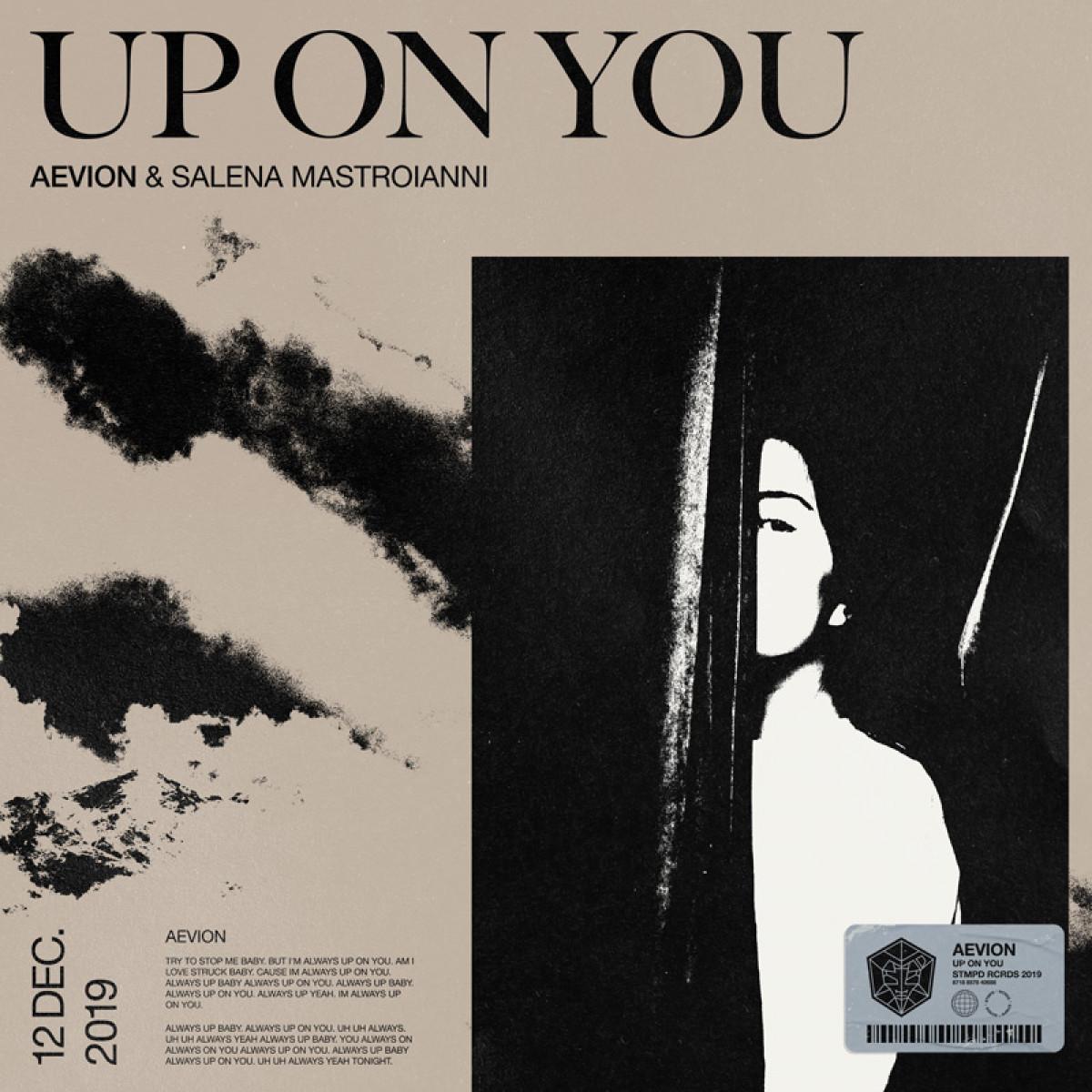 Cover Aevion & Salena Mastroianni - Up On You