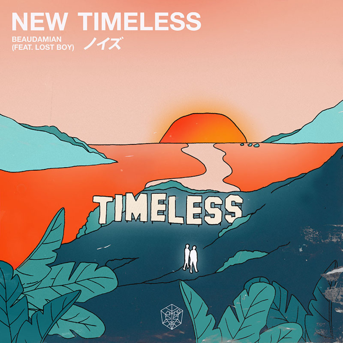 Cover BeauDamian - New Timeless