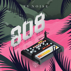 Cover TV Noise - 808